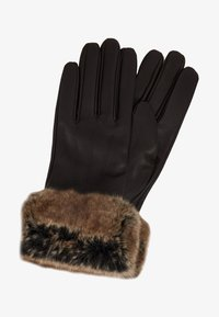 Barbour - Gloves - dark brown