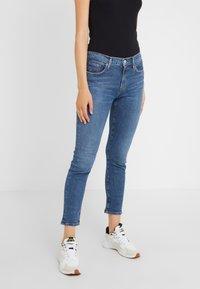 Agolde - TONI - Jeans Slim Fit - obescure - 0