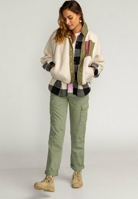 Billabong - Pantalon cargo - army - 1