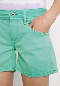 Pepe Jeans - SIOUXIE - Denim shorts - jetty - 3