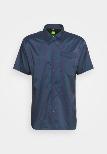 DOLDRUMS - Shirt - atlantic deep