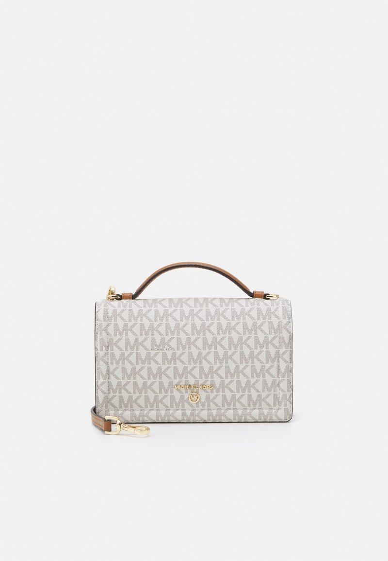MICHAEL Michael Kors - JET SET CHARM PHONE XBODY - Handbag - vanilla/acrn
