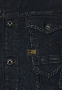 G-Star - SLIM ARROW PRINT - Denim jacket - dark ink blue - 2
