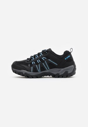 JAGUAR WOMENS - Hiking shoes - black