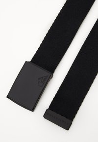 Quiksilver - THE JAM YOUTH - Belt - black - 1