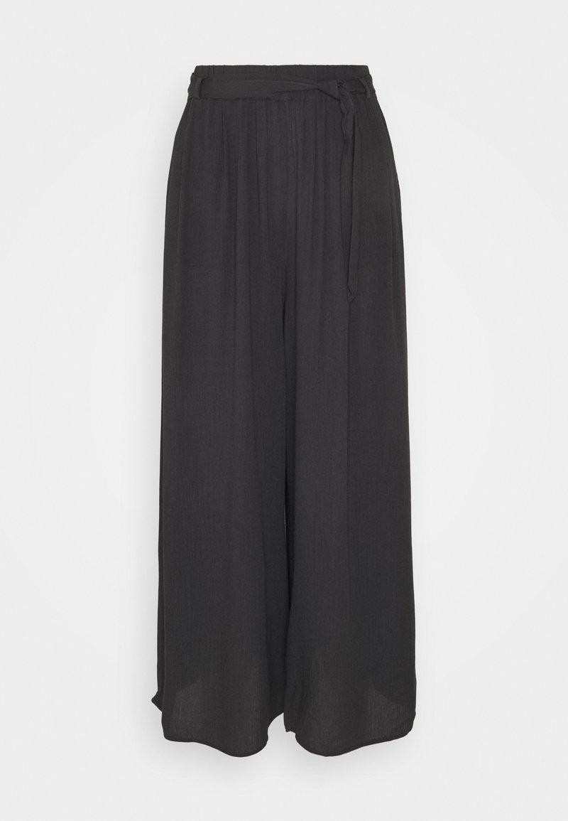 Mavi - PANTS WITH BELT - Trousers - phantom