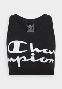 BRA - Medium support sports bra - black
