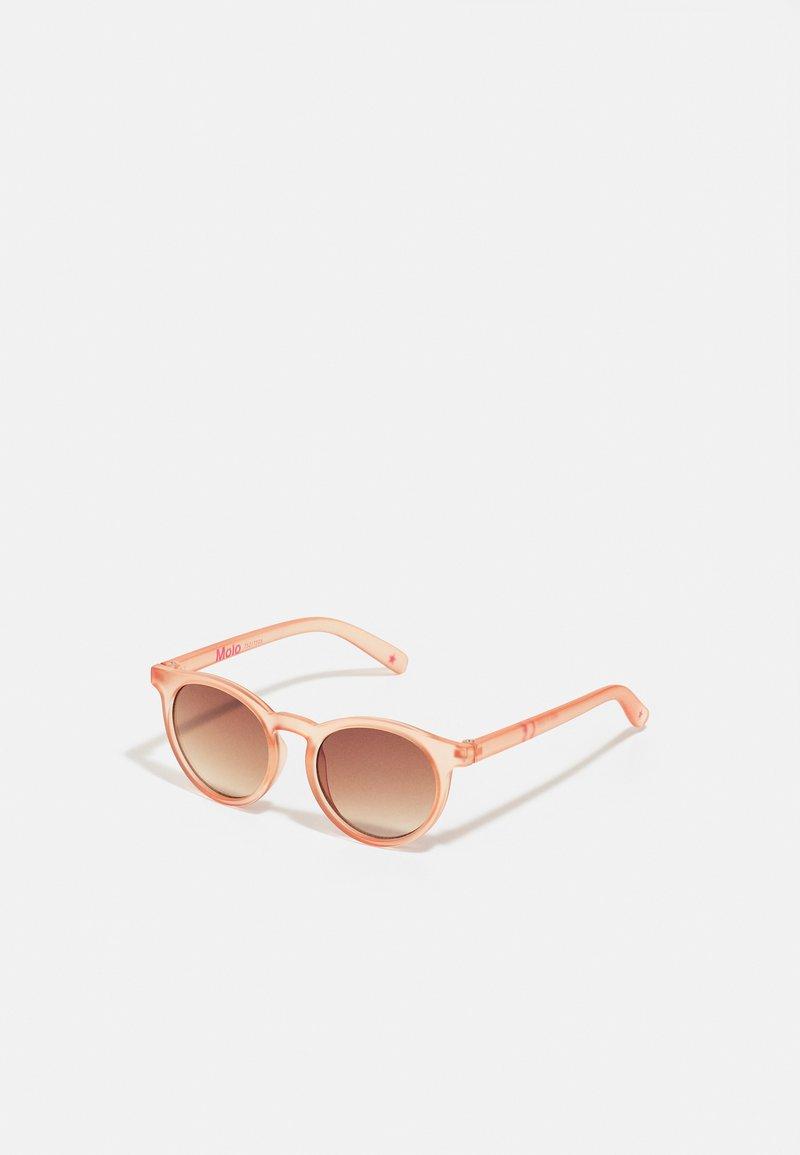 Molo - SUN SHINE - Sluneční brýle - tropical peach