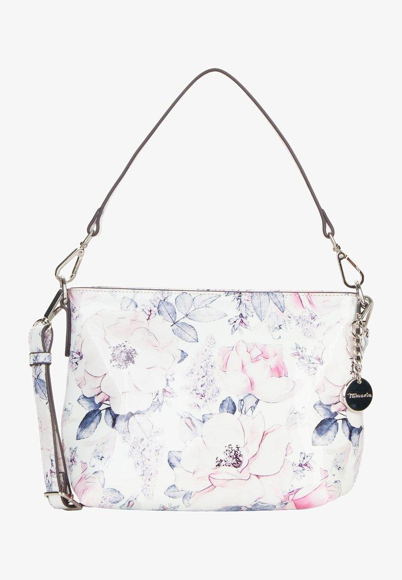 Tamaris - Handbag - white/blue