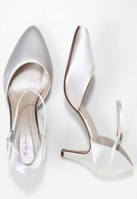 Elsa Coloured Shoes - RAINBOW CLUB  DEWI - Bridal shoes - ivory - 2