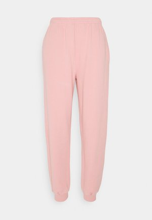 RILEY - Tracksuit bottoms - rosé