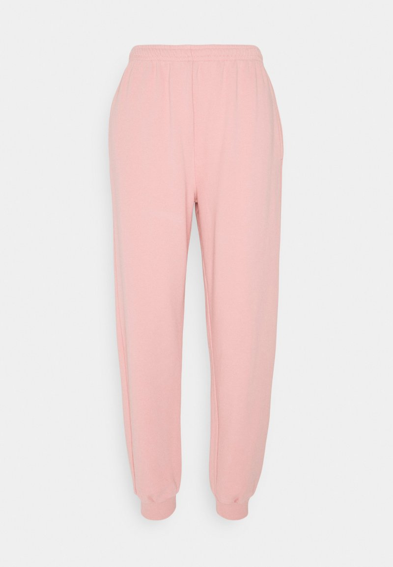 EDITED - RILEY - Tracksuit bottoms - rosé
