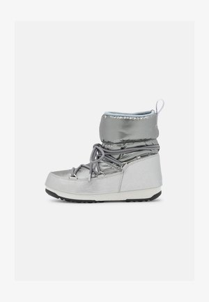 LOW PILLOW WP - Winter boots - silver