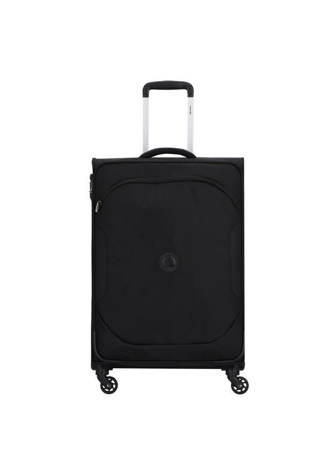 DELSEY U-LITE CLASSIC 3 4-ROLLEN TROLLEY 68 CM - Wheeled suitcase - schwarz