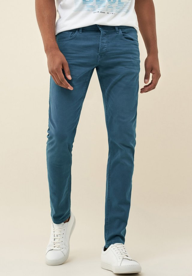 CLASH - Slim fit jeans - blau_8085