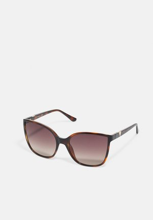 Sonnenbrille - dark havana/brown