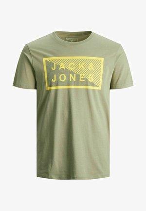 JCOSHAWN - T-Shirt print - oil green