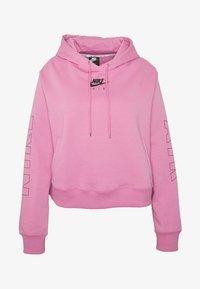 Nike Sportswear - AIR HOODIE PLUS - Hoodie - magic flamingo - 4