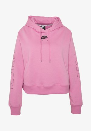 AIR HOODIE PLUS - Felpa con cappuccio - magic flamingo