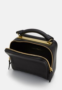3.1 Phillip Lim - RYDER SMALL ZIP CROSSBODY - Across body bag - black/brass-coloured - 2