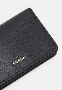 Furla - FURLA BABYLON CARD CASE - Peněženka - nero - 5