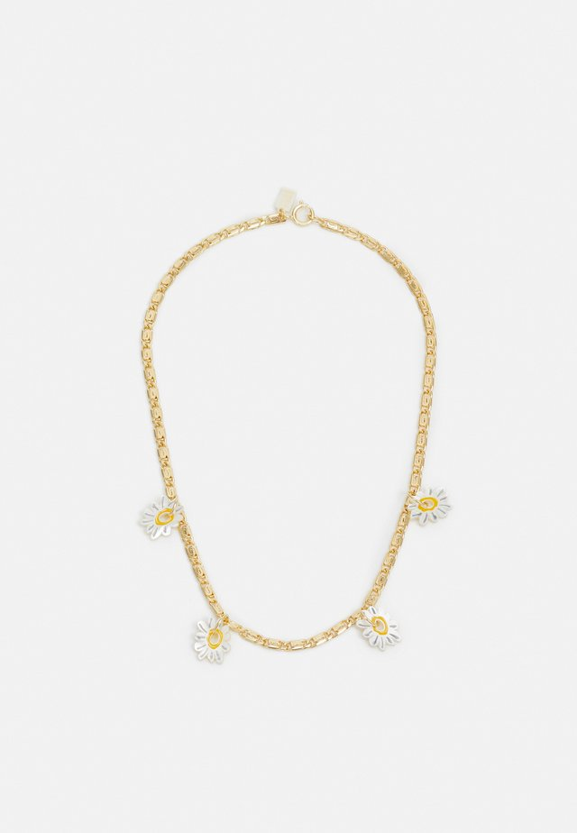 DAISY HOW HIGH NECKLACE - Náhrdelník - gold-coloured