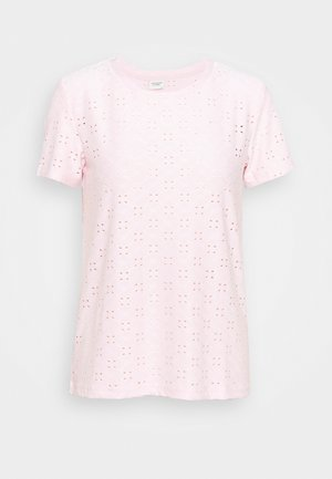JDYCATHINKA - Print T-shirt - light pink