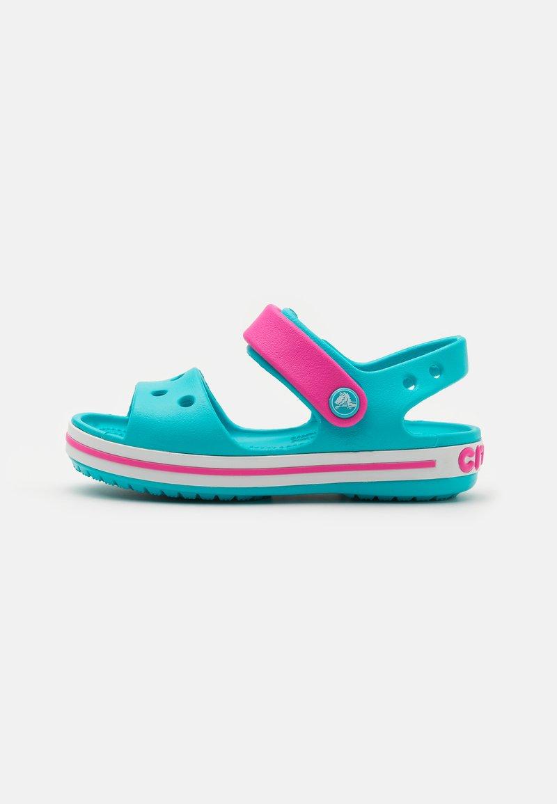 Crocs - CROCBAND KIDS - Badesandaler - digital aqua