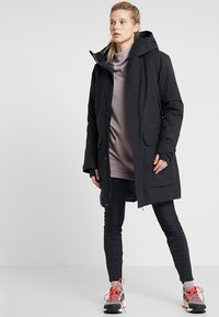 Houdini - FALL IN  - Winter coat - true black - 1