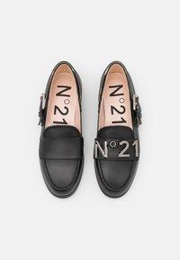 N°21 - LOAFER - Slip-ons - black - 4