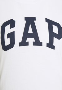 GAP - T-shirt z nadrukiem - white - 2