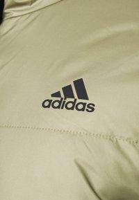 adidas Performance - BASIC 3 STRIPES INSULATED - Winter jacket - orbit green - 4