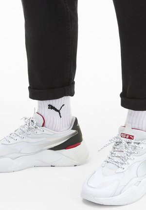Baskets basses - puma white-puma black