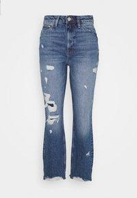 River Island - Jeans Slim Fit - blue denim - 4