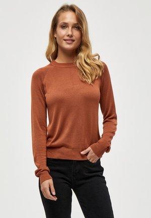 BENELLI - Jumper - sierra brown