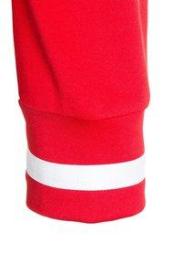 adidas Performance - TEAM19 - Hoodie - power red / white - 3