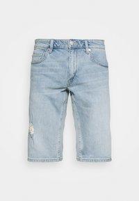 s.Oliver - BERMUDA - Jeans Shorts - light blue denim - 3