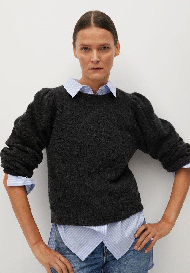 KOYO - Sweatshirt - gris chiné foncé