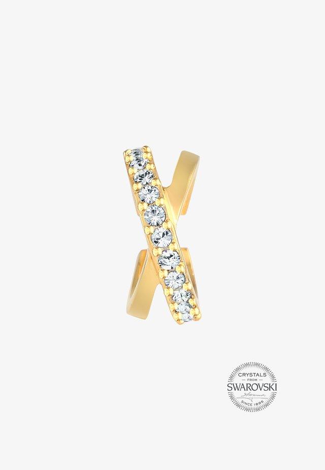 EARCUFF CLASSIC - Orecchini - gold