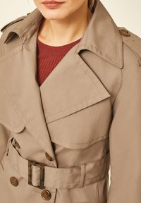 IVY & OAK - IVY & OAK - Trenchcoat - dark toffee - 9