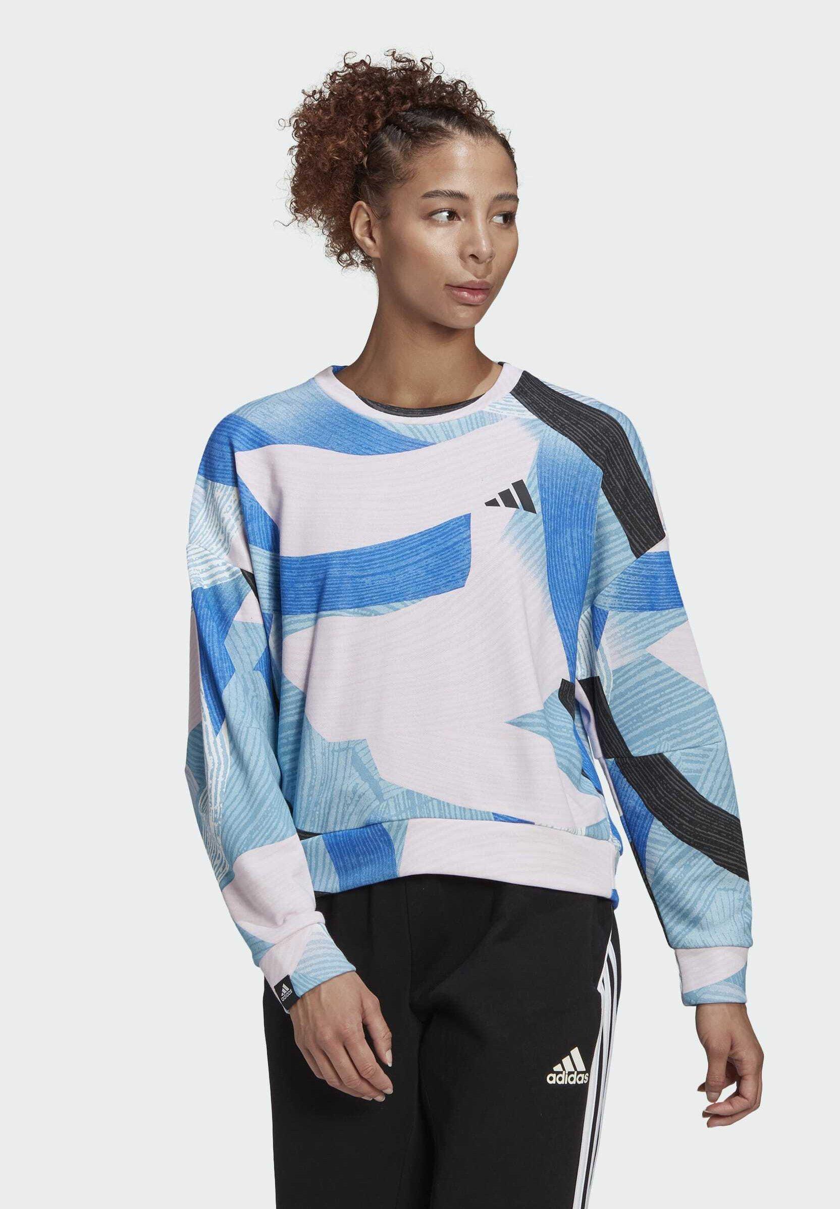 Women ADIDAS SPORTSWEAR NINI SUM GRAPHIC SWEATSHIRT - Sweatshirt