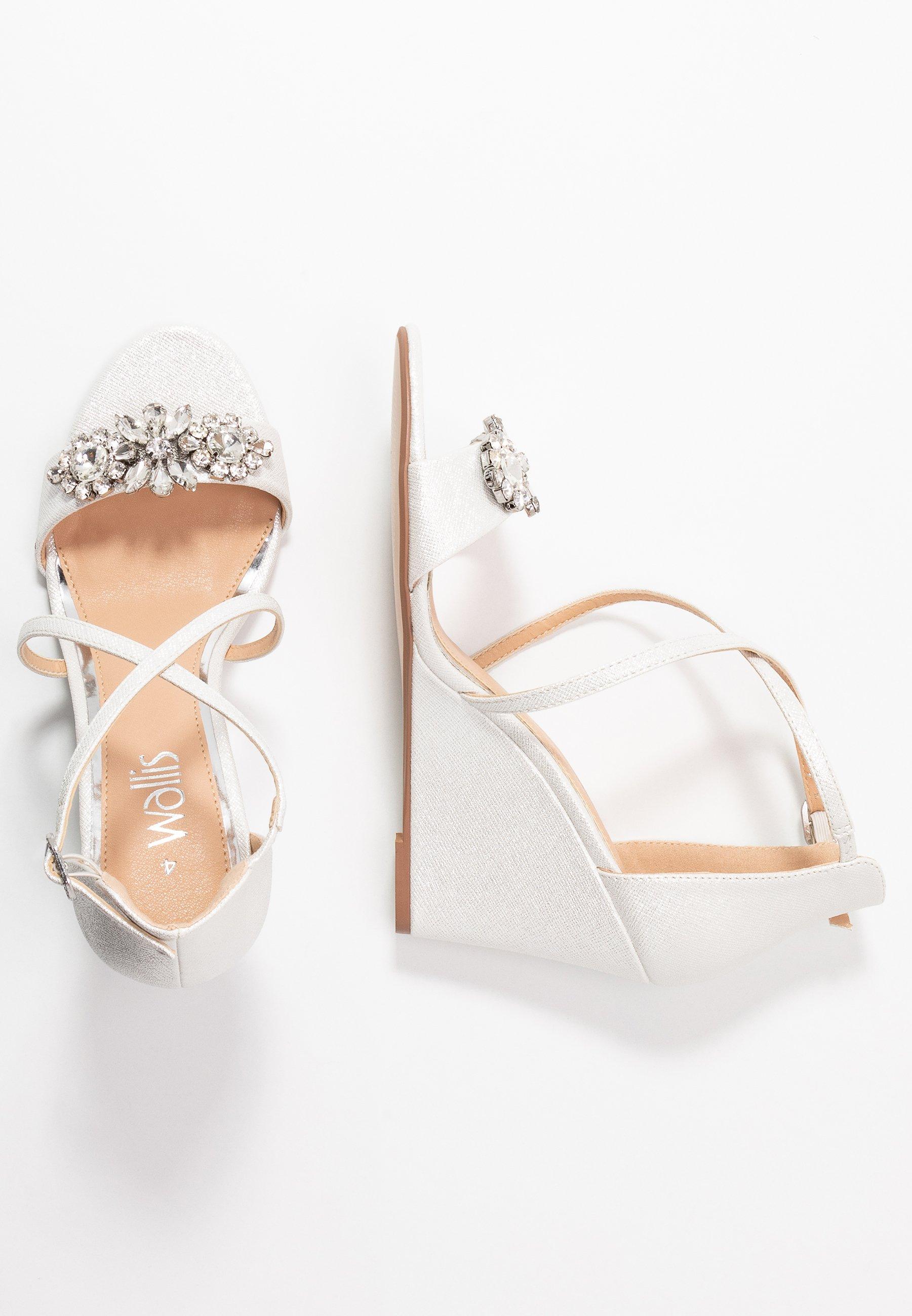 SIENNA Sandaletter white