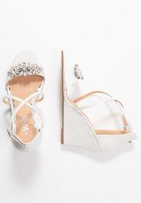 Wallis - SIENNA - High heeled sandals - white - 3