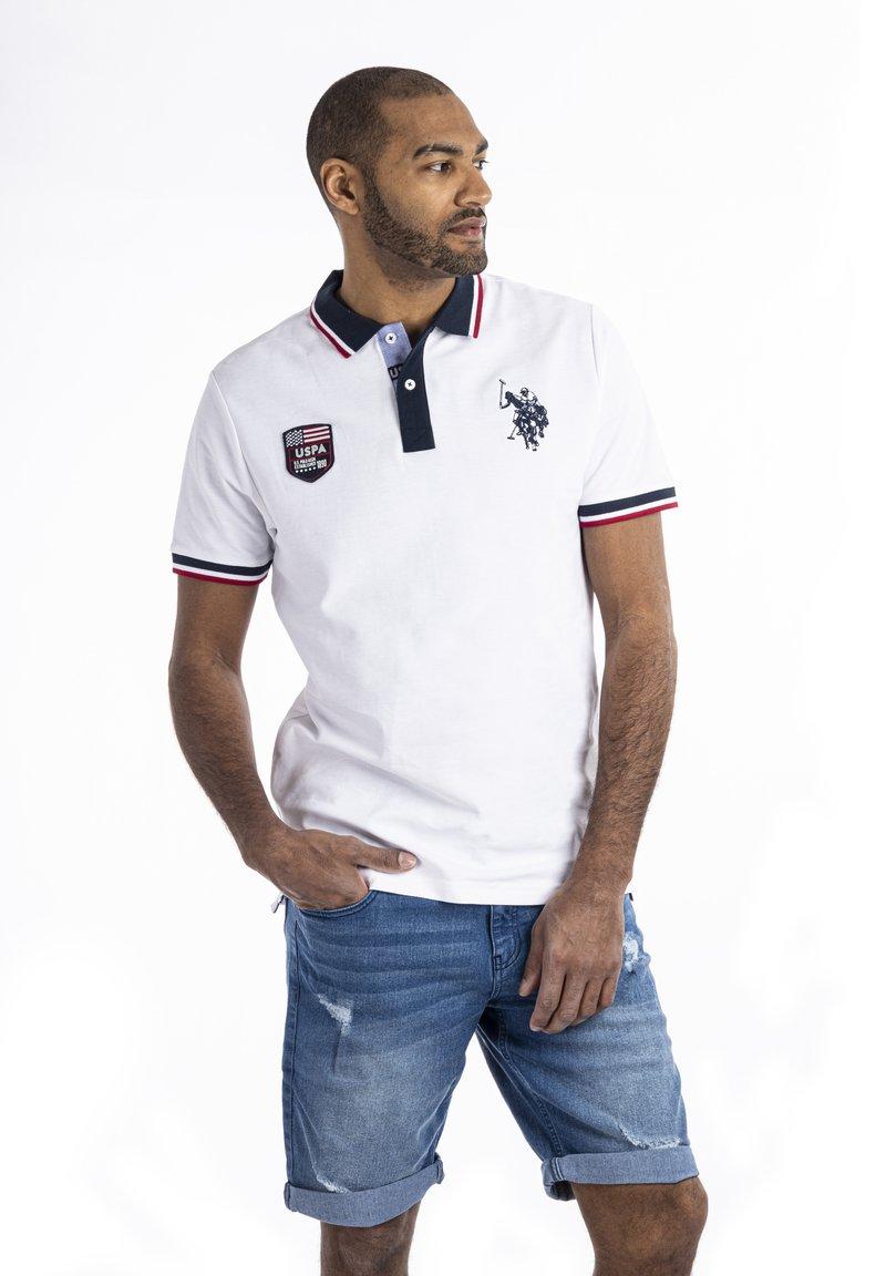 U.S. Polo Assn. - Piké - white