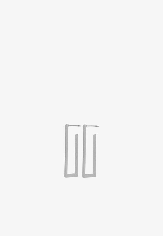 THEIA  - Oorbellen - rhodium plating