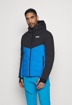 Lyžařská bunda - peacock/black