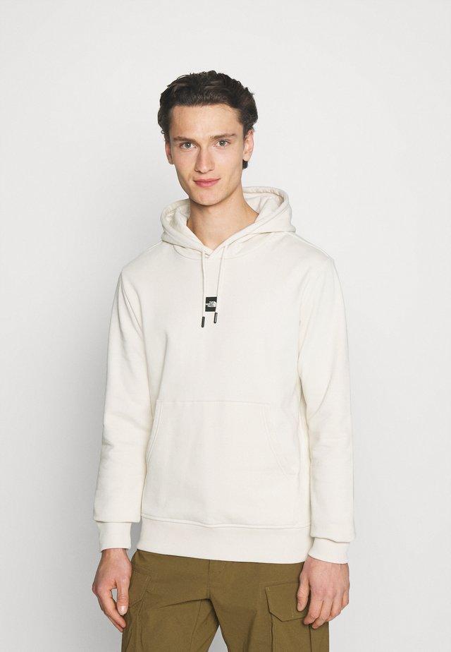 GRAPHIC HOOD - Hoodie - vintage white