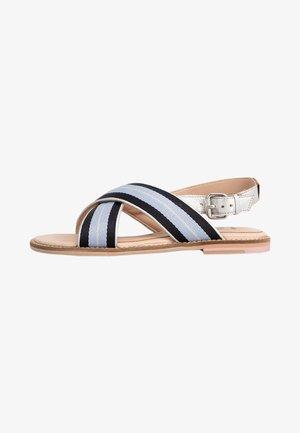 Sandały - light blue