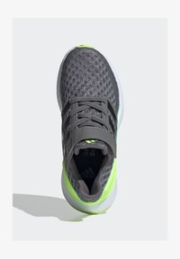 adidas Performance - RAPIDARUN SHOES - Sports shoes - grey - 1