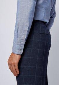 BOSS - Formal shirt - open blue - 4